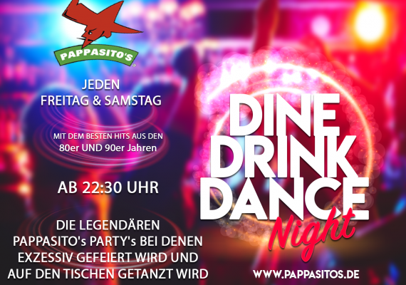 Dine, Drink & Dance